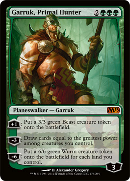Garruk, Primal Hunter