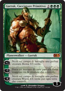 Garruk, Cacciatore Primitivo