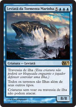 Leviatã da Tormenta Marinha