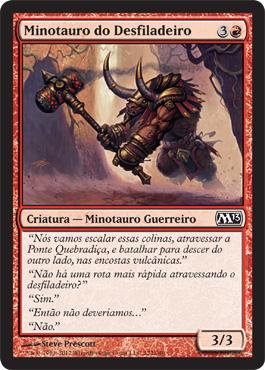 Minotauro do Desfiladeiro