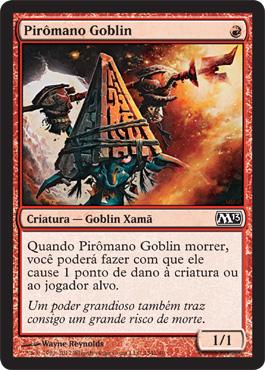 Pirômano Goblin