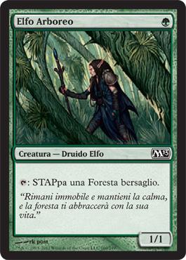 Elfo Arboreo