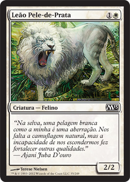 Leão Pele-de-Prata