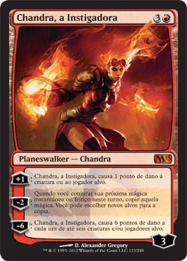 Chandra, a Instigadora