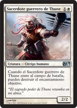 Sacerdote guerrero de Thune