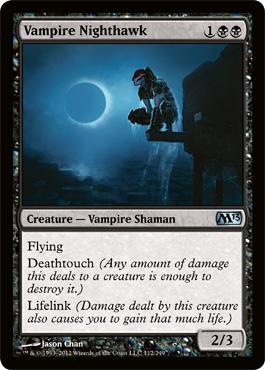 Vampire Nighthawk