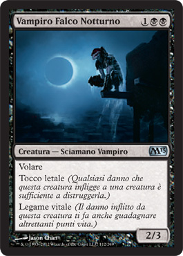 Vampiro Falco Notturno