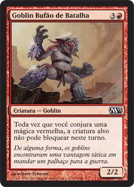 Goblin Bufão de Batalha