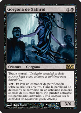 Gorgona de Xathrid