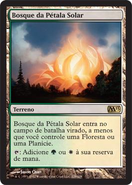 Bosque da Pétala Solar