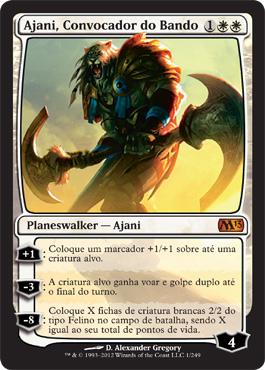Ajani, Convocador do Bando