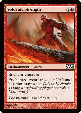Volcanic Strength