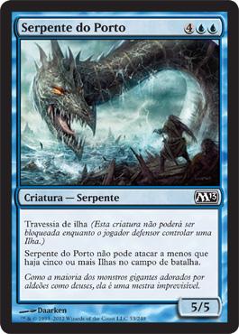 Serpente do Porto