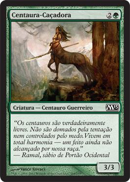 Centaura-Caçadora