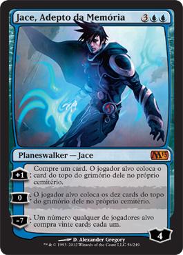 Jace, Adepto da Memória