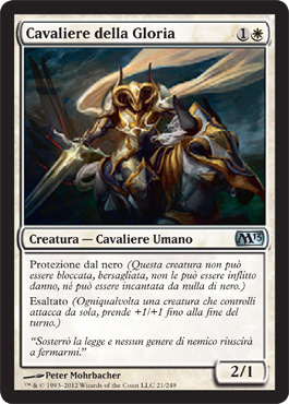 M13 visual spoiler magic 2013 in italiano for 20x20 costo del mazzo
