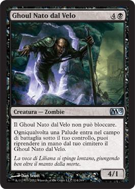 Ghoul Nato dal Velo