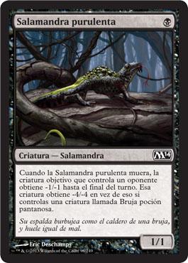 Salamandra purulenta