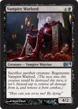 Vampire Warlord