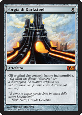 Forgia di Darksteel
