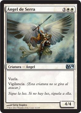 Ángel de Serra