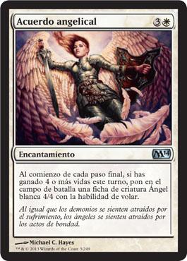 Acuerdo angelical