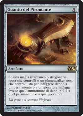 Pyromancer's Gauntlet