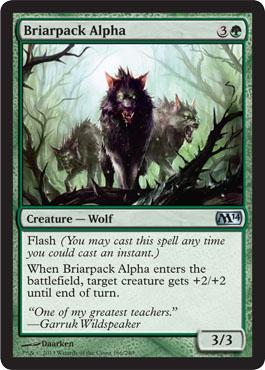 Briarpack Alpha