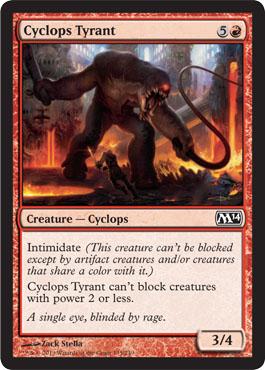Cyclops Tyrant