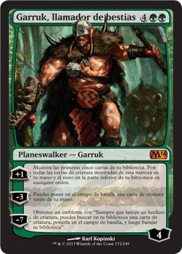 Garruk, llamador de bestias