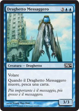 Messenger Drake