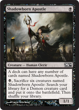 Shadowborn Apostle