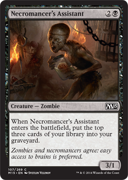 Necromancer's Assistant