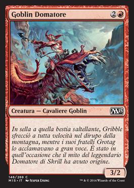 Goblin Roughrider