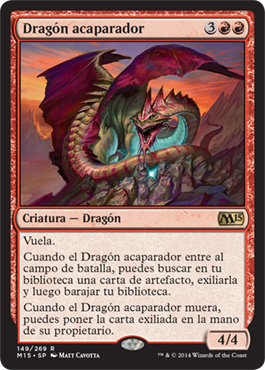 Dragón acaparador