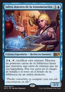 Jalira, maestra de la transmutación
