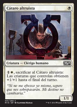 Cátaro altruista
