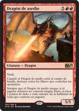 Dragón de asedio