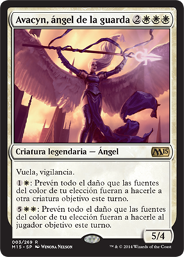 Avacyn, ángel de la guarda