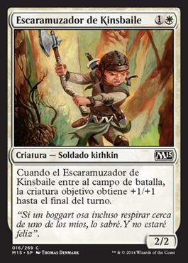 Escaramuzador de Kinsbaile