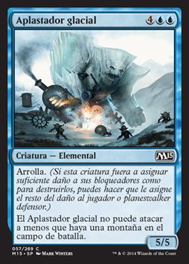 Aplastador glacial