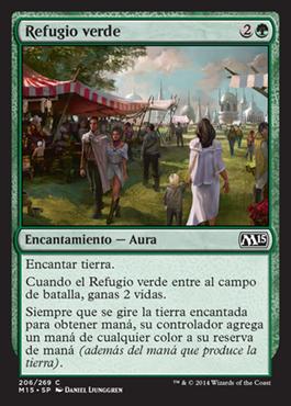 Refugio verde