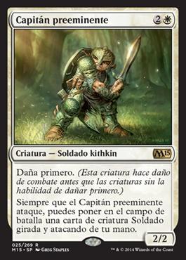 Capitán preeminente