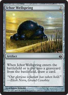 Ichor Wellsping