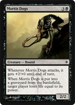 Mortis Dogs