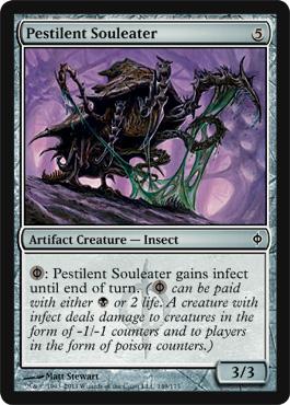 Pestilent Souleater
