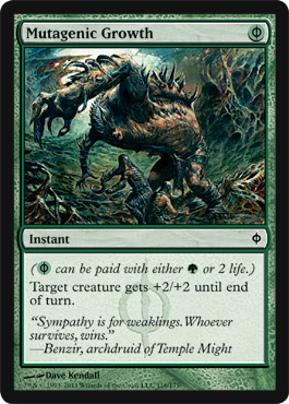 Mutagenic Growth