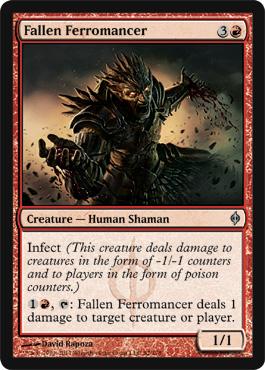 Fallen Ferromancer