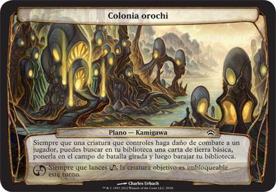 Colonia orochi