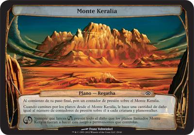 Monte Keralia
